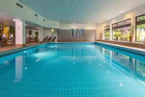 The swimming pool at or near Leonardo Royal Hotel Baden- Baden