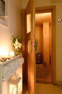 A bathroom at Argenta Suites Belgrano