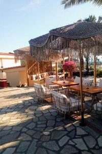 Εστιατόριο ή άλλο μέρος για φαγητό στο Kelyfos Hotel