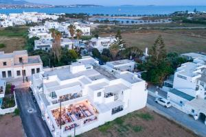 A bird's-eye view of Pavlos Place