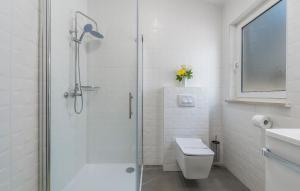 A bathroom at Apartments Vita