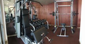 Фитнес център и/или фитнес съоражения в Art Complex Anel