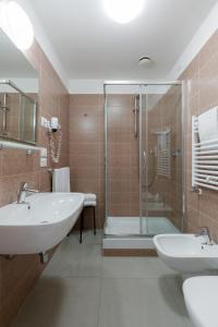 Bagno di Hotel Cristina