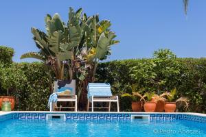 The swimming pool at or near Casa Eleonora lifestyle Lodge