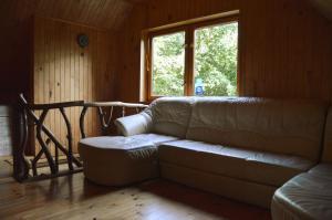 A seating area at Beibuki