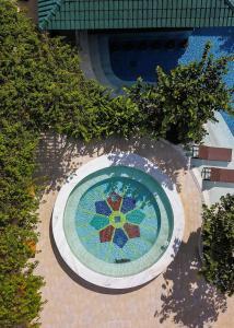 Uma vista da piscina em Vogal Luxury Beach Hotel & SPA ou nos arredores