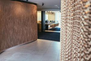 Lobby/Rezeption in der Unterkunft Hotel Kowald Loipersdorf