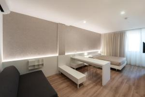A seating area at Hotel Las Terrazas