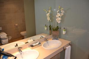 Un baño de Hotel Ceuta Puerta de Africa