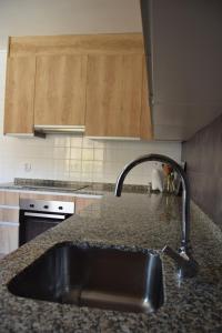 A cozinha ou cozinha compacta de Casa Rural Cariño