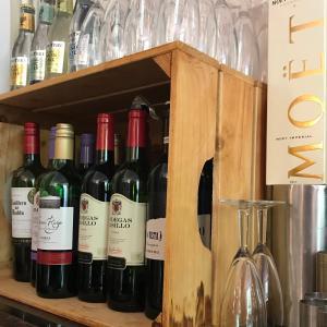Bevande di Donington Manor Hotel
