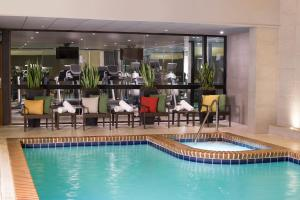 The swimming pool at or near Warwick Seattle