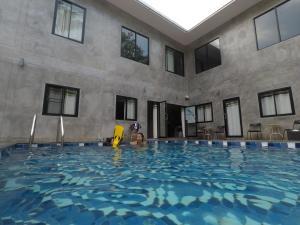 The swimming pool at or near Aonang Lodge