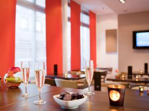 Restaurant ou autre lieu de restauration dans l'établissement Mercure Lyon Centre Brotteaux