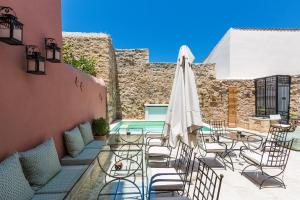 The swimming pool at or close to Phaedra Suites
