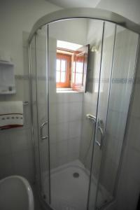 Uma casa de banho em Casas da Lagariça