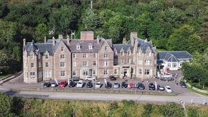 A bird's-eye view of Gairloch Hotel 'A Bespoke Hotel'