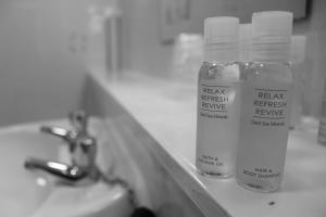 A bathroom at Gairloch Hotel 'A Bespoke Hotel'
