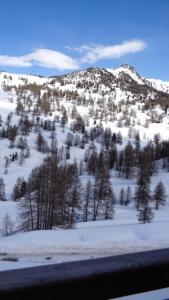 CHALET LE PADICHA v zimě