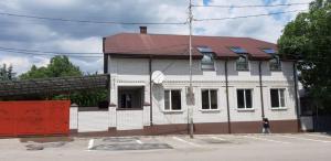 Здание виллы
