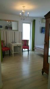 Гостиная зона в Rooms Villa Harmonie - Adults Only +14