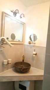 Ванная комната в Rooms Villa Harmonie - Adults Only +14