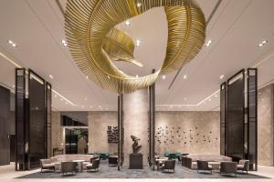 煙波大飯店台南館餐廳或用餐的地方
