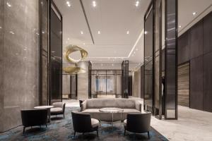 煙波大飯店台南館大廳或接待區