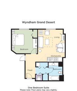 Plano de Club Wyndham Grand Desert