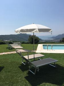 The swimming pool at or near BellaVista Relax