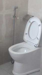 A bathroom at Kathmandu Peace Home