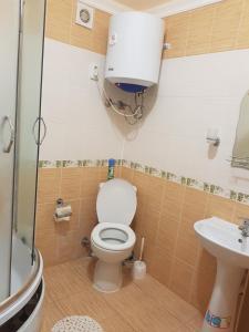Ванная комната в Гостевой дом Serdce Prirody