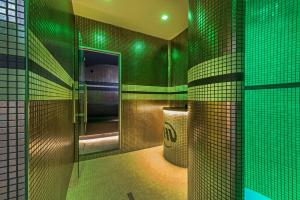 Spa and/or other wellness facilities at Hotel Meridianus
