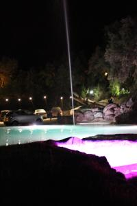The swimming pool at or near Agriturismo La Quercia