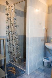 Ванная комната в The Hideaway