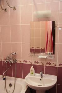 Ванная комната в Отель Этника