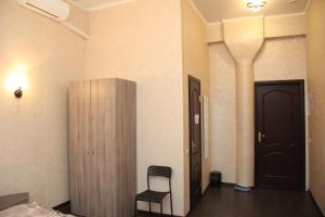 Телевизор и/или развлекательный центр в Отель Этника