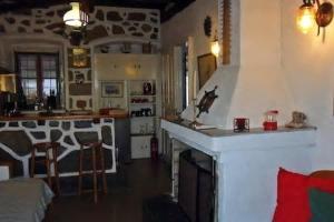 Η κουζίνα ή μικρή κουζίνα στο Tramontana
