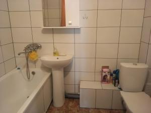 Ванная комната в Apartment Stroiteley