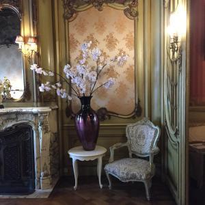 Zona de estar de Budget Boetiek Hotel Rubenshof