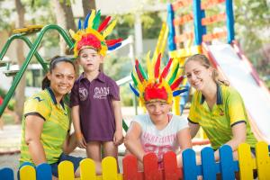 Children staying at HVD Club Bor - 24 Hours Ultra All Inclusive