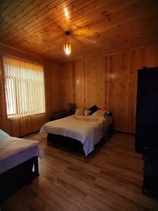 Cama ou camas em um quarto em House Gabala