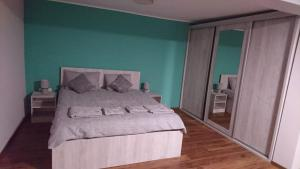 A bed or beds in a room at BBS Residence