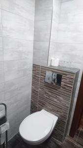 A bathroom at BBS Residence