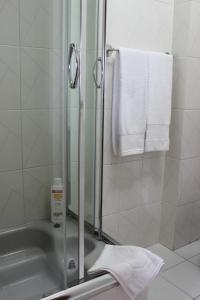 A bathroom at Rêve D'Or