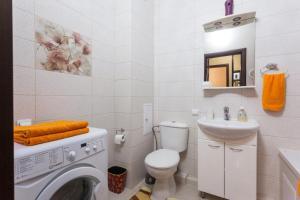 Ванная комната в Апартаменты на Горького 96