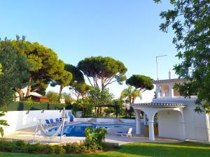 The swimming pool at or near VILLA MILÚ