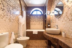 Ванная комната в Спа отель «Шато Спас»