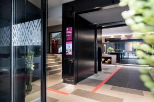 The lobby or reception area at Boutique Hotel am Stephansplatz