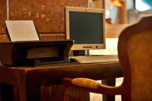 Бизнес-центр и/или конференц-зал в TURIM Lisboa Hotel